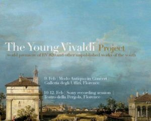 Musica: Vivaldi, inedito