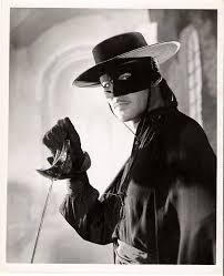 Zorro l'elegante massone?
