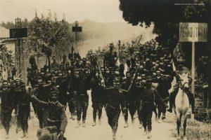 Prima guerra mondiale. 24 maggio 1915 l'Italia entra in guerra