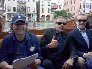 """Andrea Revetti, Marco Cerbella detto """"Cerbero"""" e Massimiliano Pani sul sete veneziano di """"Italia da stimare"""""""