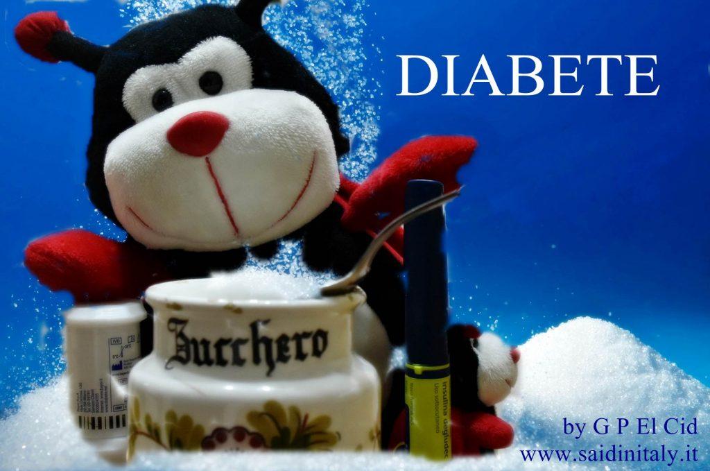 Diabete Said in Italy - G P El Cid rid