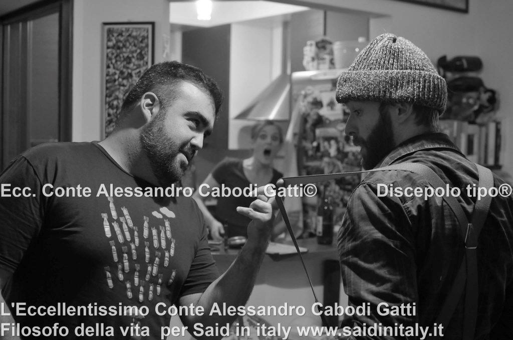 Eccellentissimo Conte Alessandro Cabodi Gatti