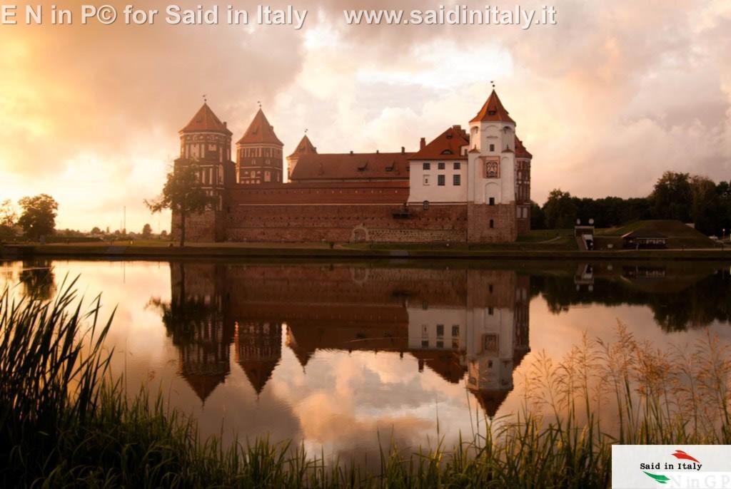 Мірскі замак - Mir Castle - Castello di Mir