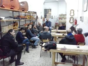 workshop 2014 con liutai di tutta Italia