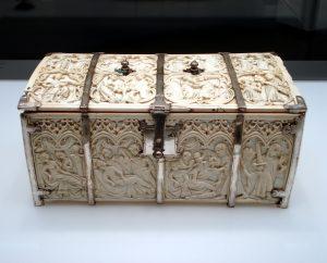 Un gran bello scrigno (questo, in particolare, è conservato al Castello Sforzesco di Milano; foto di Giovanni Dall'Orto)
