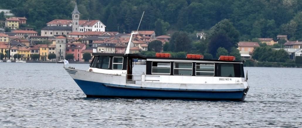 Una... barca!