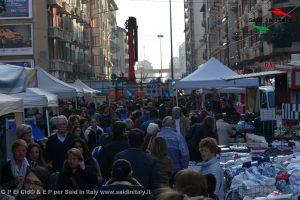 Torino, festa rionale 2016