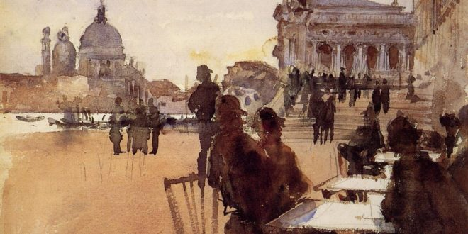 In 60 secondi: John Singer Sargent